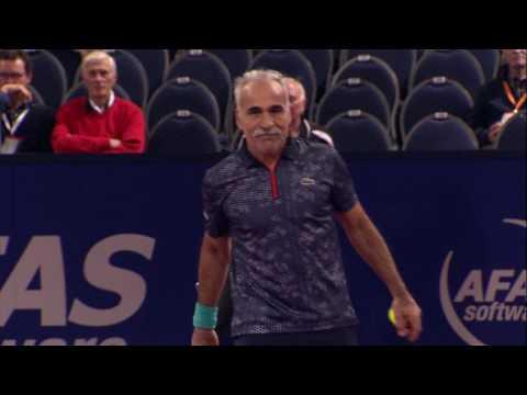 Bahrami - Verkerk vs Ivanišević - Haarhuis | AFAS Tennis Classics 2016