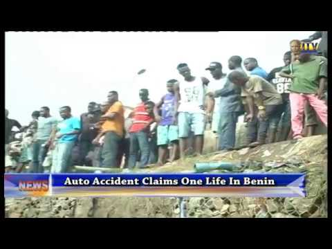 Auto Accident Claims One Life In Benin