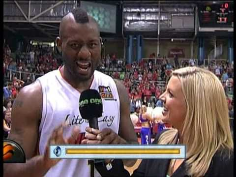 Corey homicide Williams post game Vs Perth