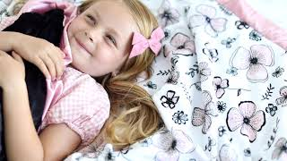Minky Couture Girls Prints Film 2021
