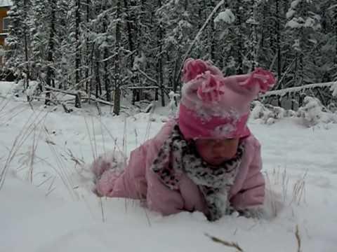 Beaner in Snowsuit