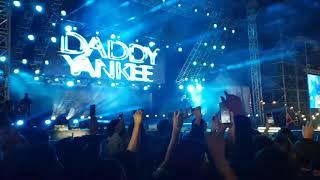 Daddy Yankee - Limpia Parabrisas.... Machala 23 de Junio del 2018