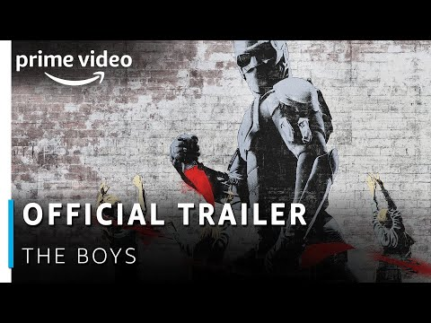 The Boys - Official Trailer | New Amazon Original 2019