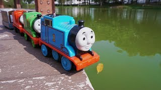 Thomas And Friends Trains Toy Percy Accidents Will Happen Funny Outdoor
