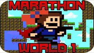 I WANNA RUN THE MARATHON    World 1 [Quick Strats]