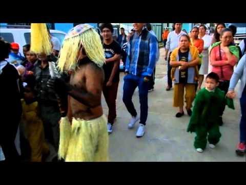 Carnaval Tenango de Doria, Hgo., 2015. Parte 1