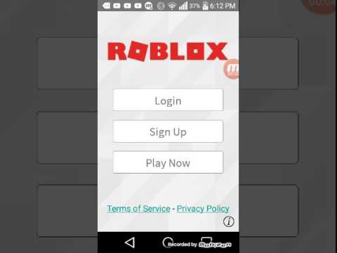 How To Sign Up In Roblox Youtube