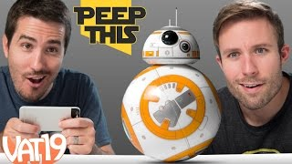 Peep This: Star Wars BB-8 Droid by Sphero