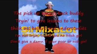 Sir Mix Alot - Monster mack(lyrics)