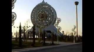 пика конституции ииии...зучаем Ашхабад(видео об Ашхабаде, достопримечательности, красота, супер., 2015-03-12T21:33:22.000Z)
