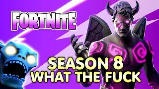 Fortnite ⚡ Rette die Welt ⚡ #316 - SEASON 8 WHAT THE FUCK 😱 ! - Let's Play Fortnite