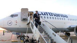 Ende einer Ära: Lufthansa mustert Boeing 737 aus