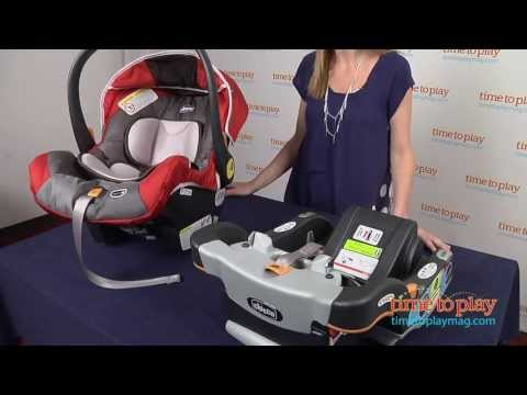 Keyfit 30 Infant Car Seat From Chicco Youtube