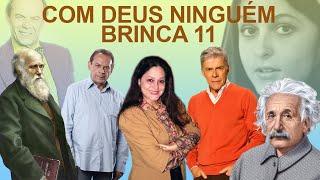 Gambar cover COM DEUS NINGUÉM BRINCA 11