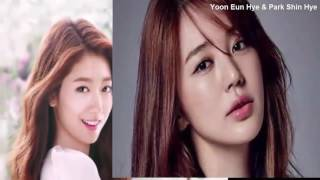 Video Twins Park Shin Hye and Yoon Eun Hye download MP3, 3GP, MP4, WEBM, AVI, FLV April 2018