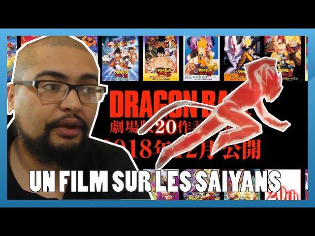 Nouveau film Dragon Ball : Lorigine des Saiyans