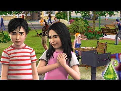 The Sims 3 Megjátszás/1 Paragrafus-Az élet fedél nélkül.