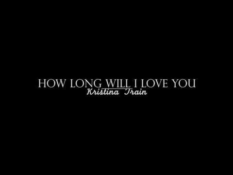 How long will i love you chords waterboys