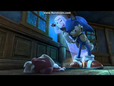 Sonic Unleashed - Part 3 - Apotos: Windmill Isle Act 1 (Night)