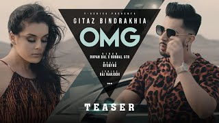 Gitaz Bindrakhia OMG Song Teaser Byg Byrd Releasing 6 Sep 2019 T Series