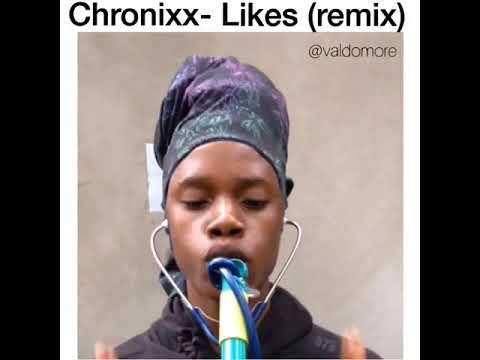 Chronixx like /remix