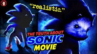 SEGA Isn't Happy About SONIC'S Eyes In The Live Action Movie (First Look Revealed)