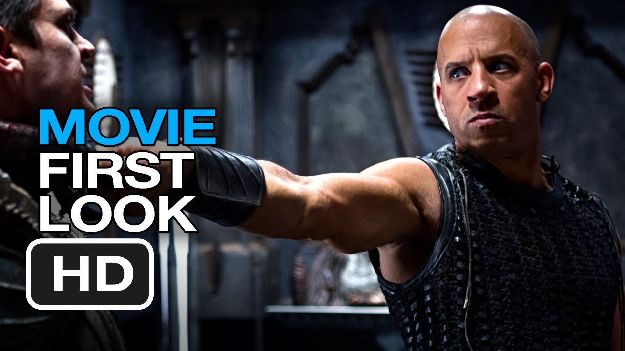Riddick - Movie First ...