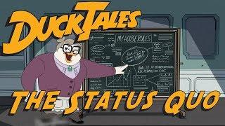 Disney XD's Ducktales reboot is owning its status quo