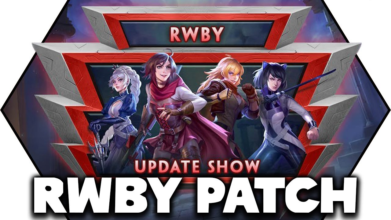 Smite Rwby Patch You Know Who Remodel Nerf Smite Update Show