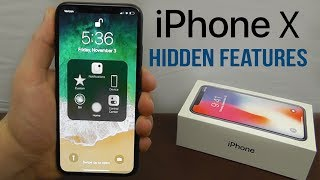 iPhone X Hidden Features - Top 10 List thumbnail