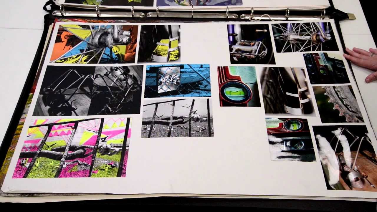 Foundation Diploma In Art And Design Portfolio Showcase 1