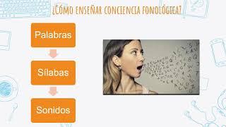 Cápsula Conciencia fonológica - Tutores Letra Libre