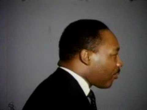Dr. King Said It: I'm Black and I'm Proud!