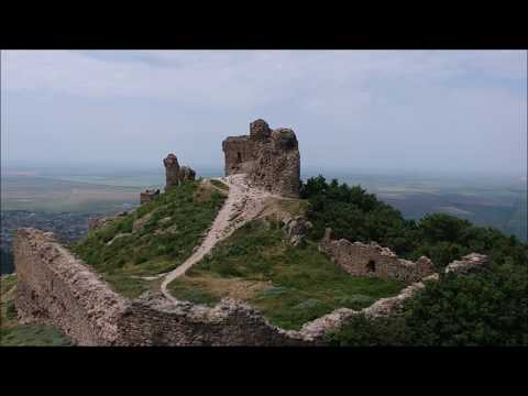 Șiria citadel, Arad County, Roumania! DJI Spark