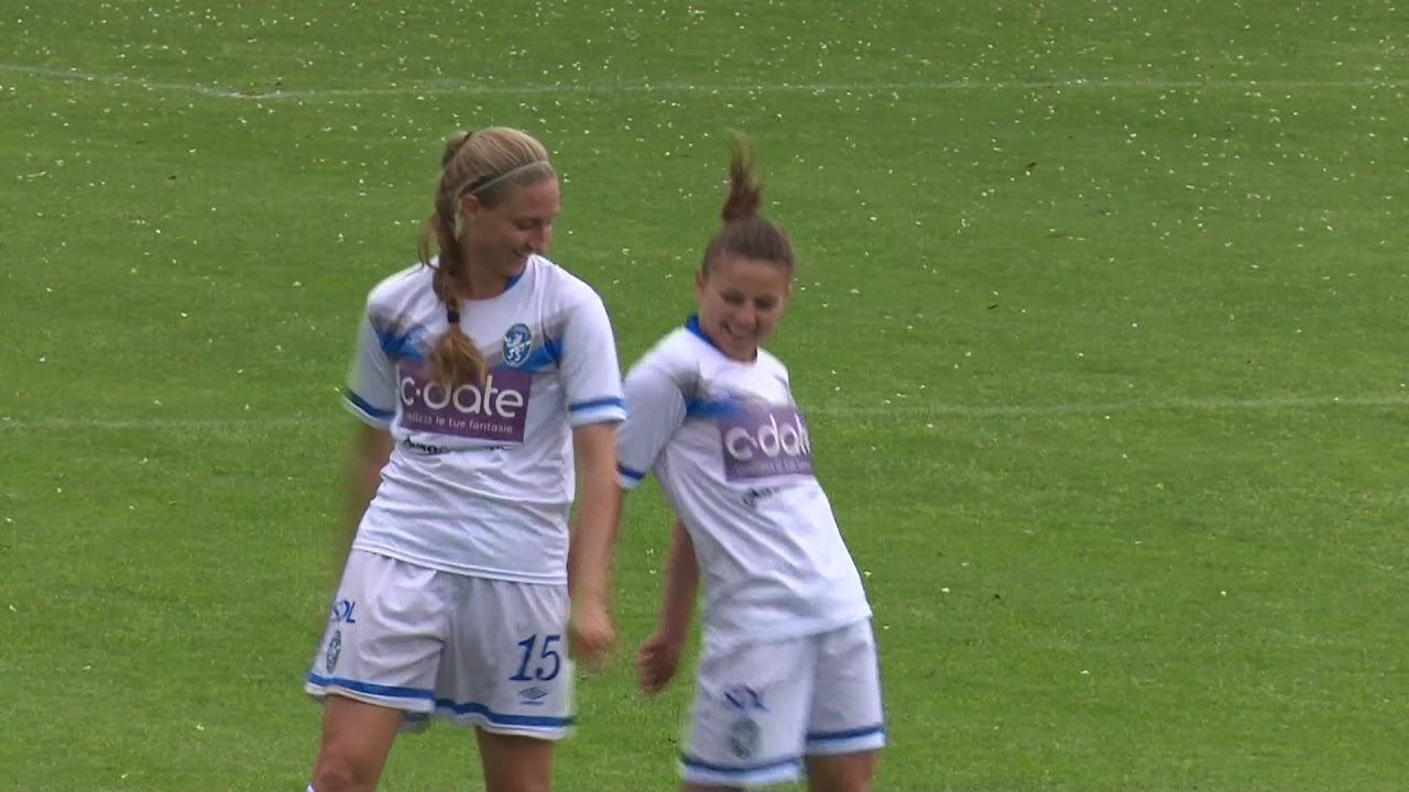 Brescia CF-Empoli Ladies 4-1