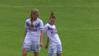 Brescia CF-Empoli Ladies 4-1 highlights and goals (5-5-2018)