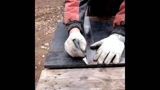 видео Холодная вулканизация транспортерных лент