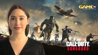 Game TV Schweiz - 23. August 2021 | Call Of Duty: Vanguard
