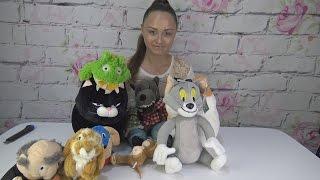 Мягкие игрушки с AliExpress