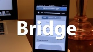 Bridge - Download Songs to Music Library on iPhone(, 2012-10-07T03:10:05.000Z)