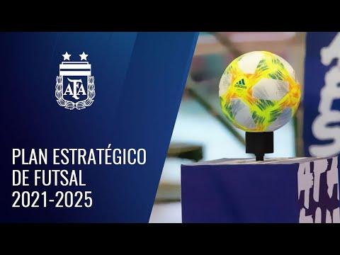 Presentación del Plan Estratégico de Futsal 2021-2025
