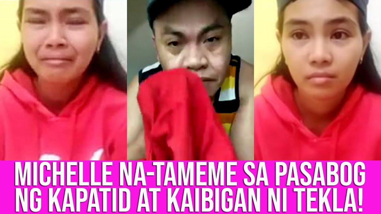 Download Michelle Bana-ag NAPAHIYA sa mga BAGONG REBELASYON ng mga MALALAPIT kay TEKLA!!