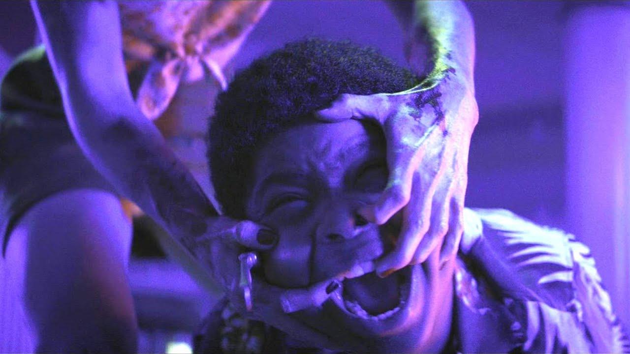 恐怖新片:眾多殺人魔傾巢而出,青年男女揭開被絞女巫真相,迎接最後的屠戮!驚悚恐怖片《恐懼街3:1666》