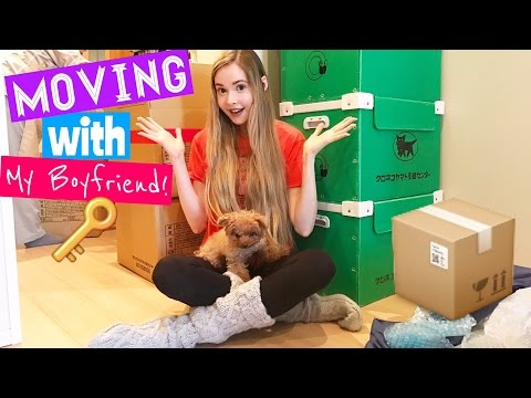 Moving With My Boyfriend
