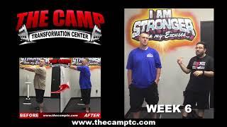 McKinney TX Fitness 6 Week Challenge Results -David Osborne