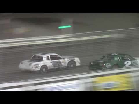 Nodak Speedway IMCA Stock Car A-Main (8/21/16)
