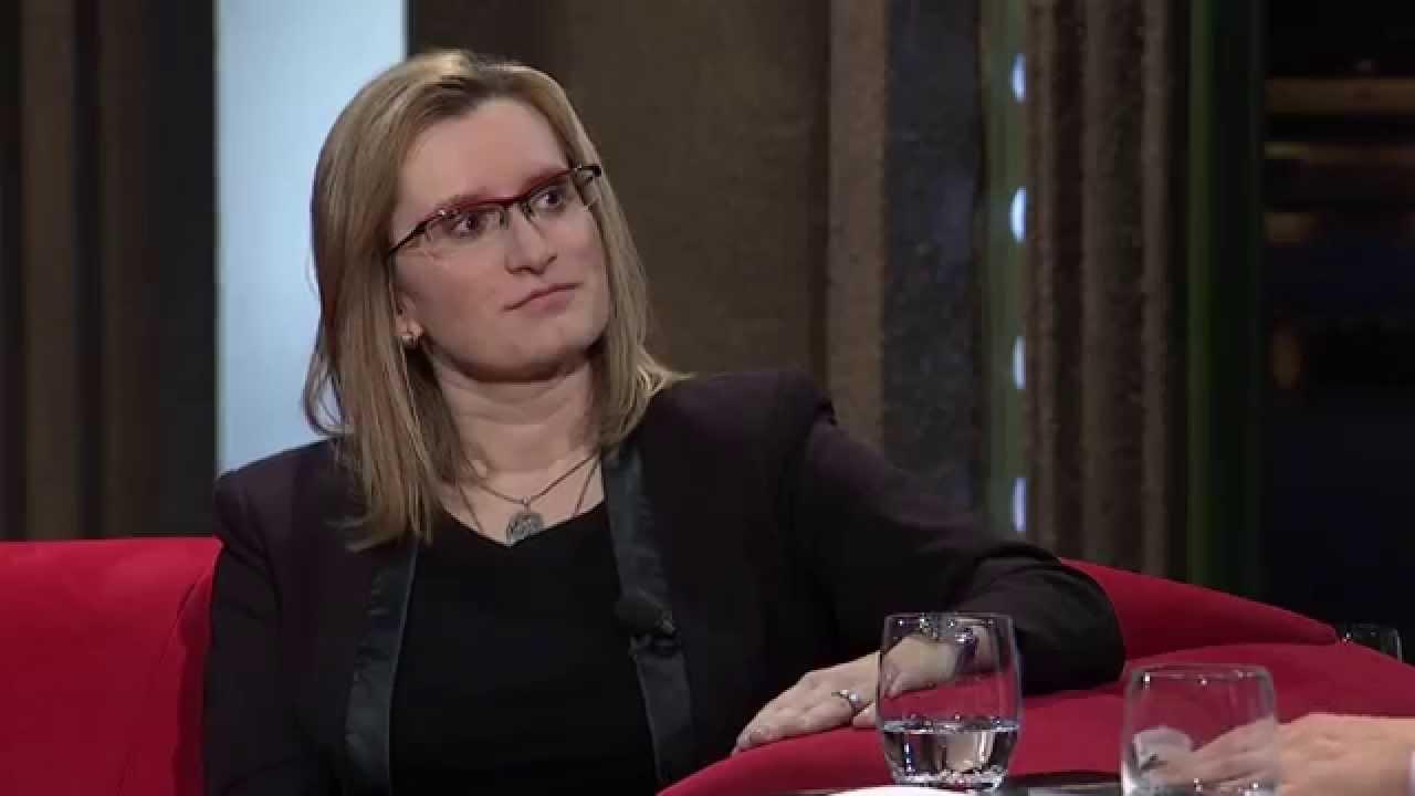2. Karla Šlechtová - Show Jana Krause 19. 11. 2014