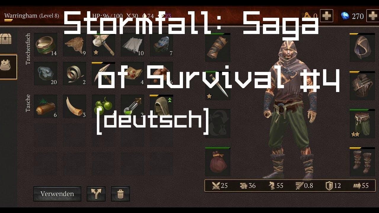 Saga Of Survival Deutsch