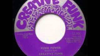 Creative Funk-Funk Power(1972)