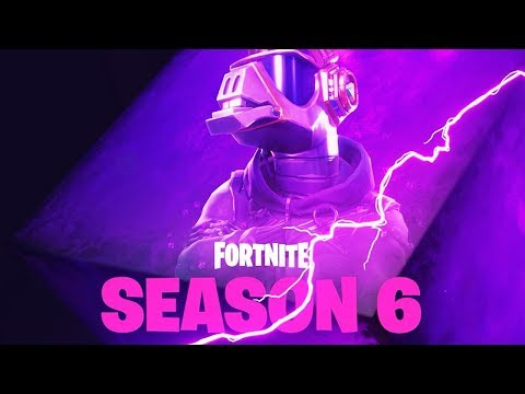 New Fortnite Season 6 Update New Season 6 Update Teaser In Fortnite